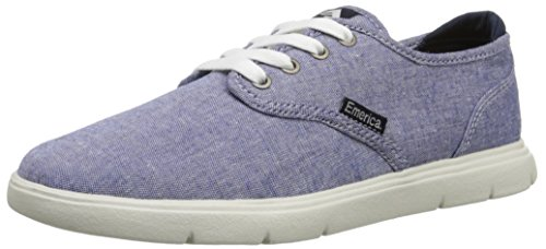Lt white Sneaker Uomo grey Navy Emericawino Cruiser 5cqxy8BwZZ