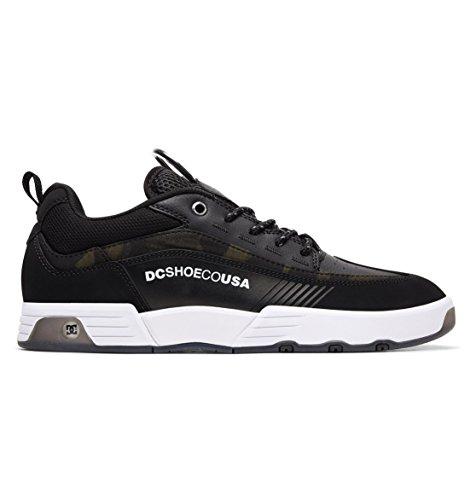 Camo Graffik De Dc Homme Skateboard Se Black Court Noir Chaussures Shoes Z77WqOwv