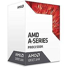 AMD A8-9600 Bristol Ridge Quad-Core 3.1 GHz Socket AM4 65W AD9600AGABBOX Desktop Processor Radeon R7