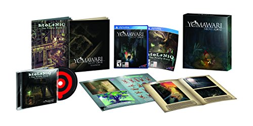 Yomawari: Night Alone / htol#NiQ: The Firefly Diary - PlayStation Vita Limited Edition -
