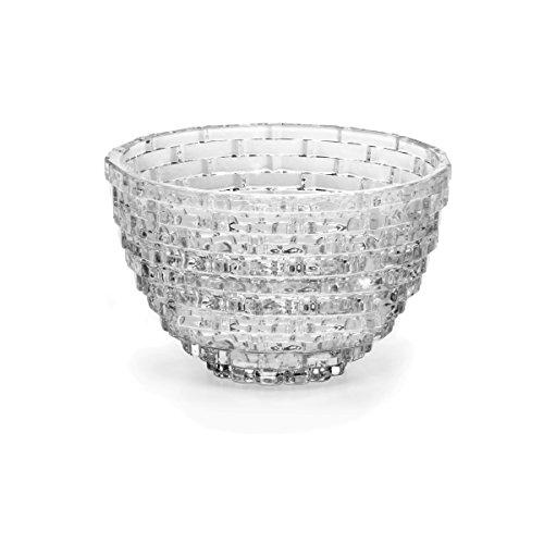 Palazzo Bowl - Mikasa Palazzo Crystal Bowl, 9