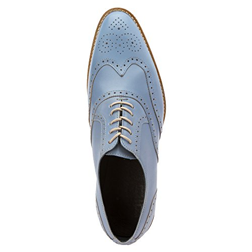 Hardy Mujeres Noah Oxfords Shoes Light Blue