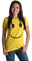 Smiley Face | Cute, Positive, Happy Smile Face Ladies' T-shirt