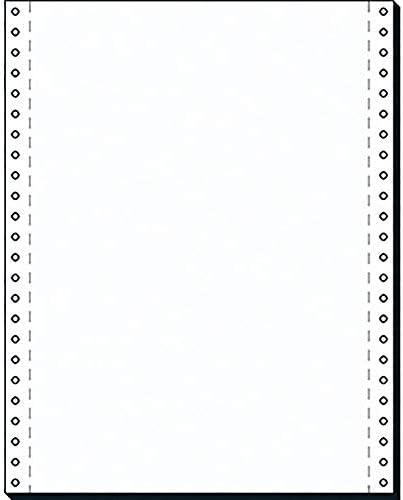 "SOE Computerpap. 5925 240mmx12"" 60g hf m.Längsperfor.blanco 2000Bl."