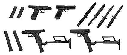 Amazon.com: Importado de Japón Little Armory LA028 Glock 17 ...