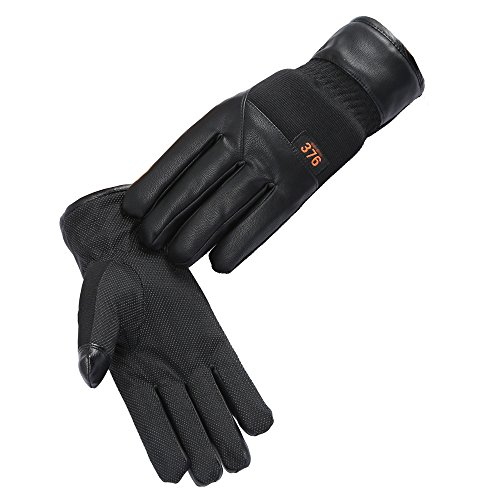 1 Pair Snowboard Skiing Cycling Climbing Sports Touch Screen Winter Gloves Outdoor Water-resistant Windproof - - For Oakleys Heads Best Big