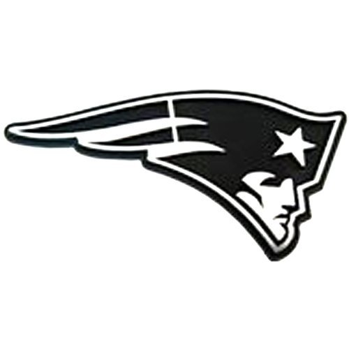 233df45fc81 Image Unavailable. Image not available for. Color  SUPERBOWL SALE - New  England Patriots Team Logo Car Decal Sticker ...