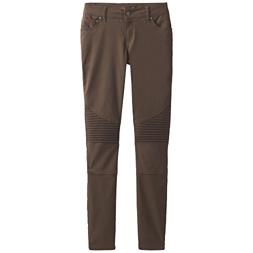 prAna Women's Short Inseam Brenna Pants, 4, Scorched Brown from prAna