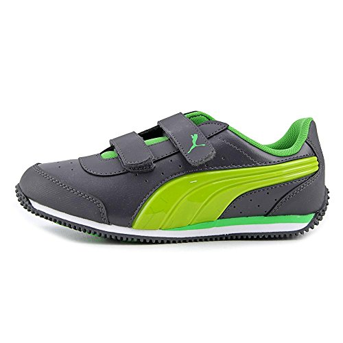 Image of PUMA Kids Speed Lightup Power V PS Boat Shoe