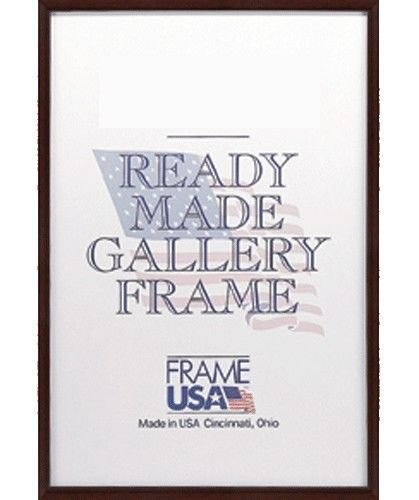 Lot Of 3,6,12 Or 24 13x19 Budget Saver Poster/Picture Frames! Available in 2 Color Options (Black & Cherry) (12, Cherry) by Frame USA
