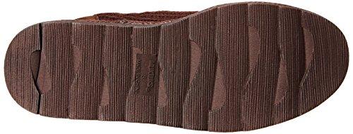 Muk Luks Womens Jamie Short Knit Boot Chocolate Chip hzMFWz