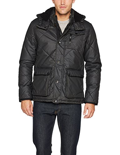 290 Black LERROS Men's Herren Black Jacket Jacke qARSqwF