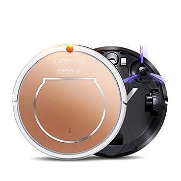 MISJIA Robot Aspirador 1000Pa aspiradoras de succión de energía Auto Charge para el hogar seco y Mojado trapeador: Amazon.es: Hogar