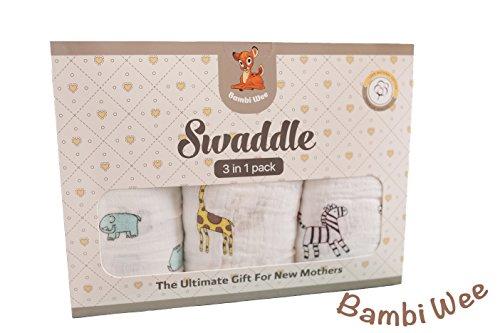 Animal Print Baby Strollers - 6