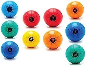 loumet – Gym Ball – 7 kg – A Hybrid Slam Ball & Medicine Ball ...