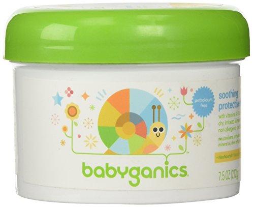 BabyGanics Protective Ointment Non Petroleum 7 5 product image