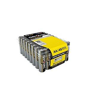Rayovac AA Batteries, Ultra Pro Alkaline AA Cell Batteries (48 Battery Count) (B0013BYXOE) | Amazon Products