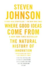 Where Good Ideas Come From Kindle Edition