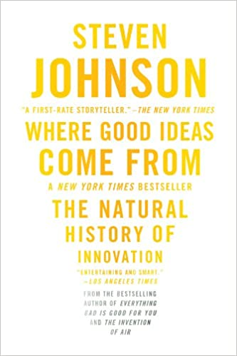 Amazon where good ideas come from ebook steven johnson amazon where good ideas come from ebook steven johnson kindle store fandeluxe Images