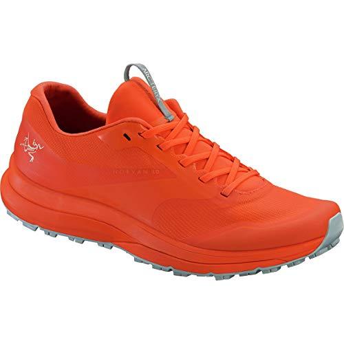 Arc'teryx Norvan LD Trail Running Shoe - Men's Trail Blaze/Robotica, US 12.0/UK ()