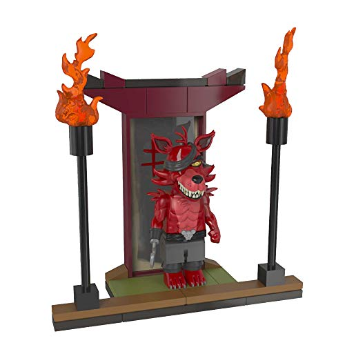 McFarlane Toys Five Nights at Freddy's Temple of The Fox Micro -