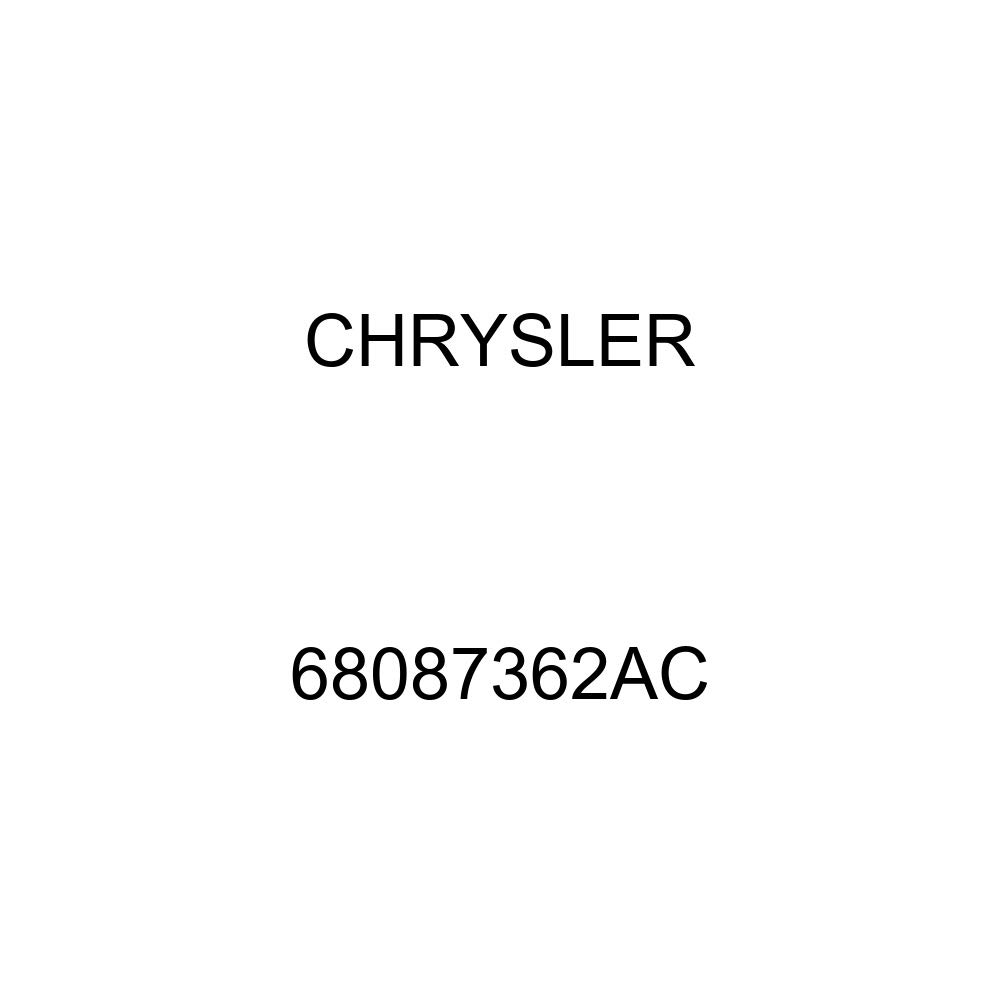 Genuine Chrysler 68087362AC Suspension Absorber Package