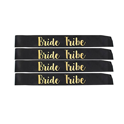 Crazy Night Bride Tribe Sash Bridal Shower Gifts