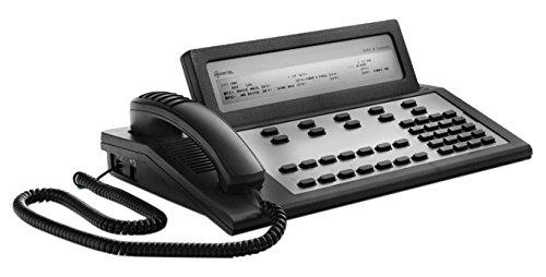 Mitel 5540 IP Console 50005811 Black Backlit Tilt Display