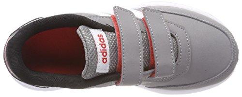 adidas Vs Switch 2 CMF C, Zapatillas de Deporte Unisex Niños Gris (Gritre/Ftwbla/Negbas 000)