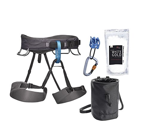 Black Diamond Momentum Harness Package – DiZiSports Store
