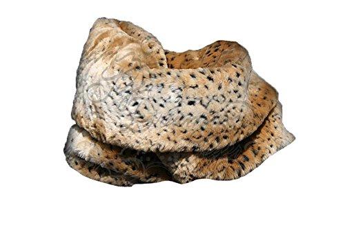 Favorite Pet Products Tiger Dreamz Trundle, 3 Way Bed, Ocelot