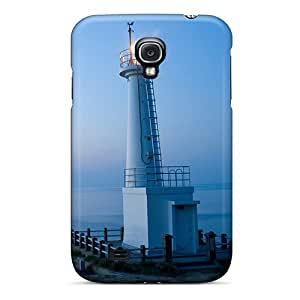 Tpu Case For Galaxy S4 With Lighthouse