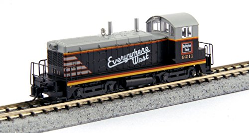"""Kato USA Model Train Products EMD NW2#9211 CB and Q""""Everywhere for sale  Delivered anywhere in USA"""