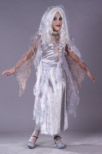 Morris Goddess Costumes - Ghostly GODDESS, CHILD,