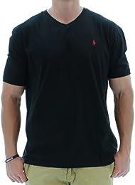 ralph lauren t shirt herren schwarz