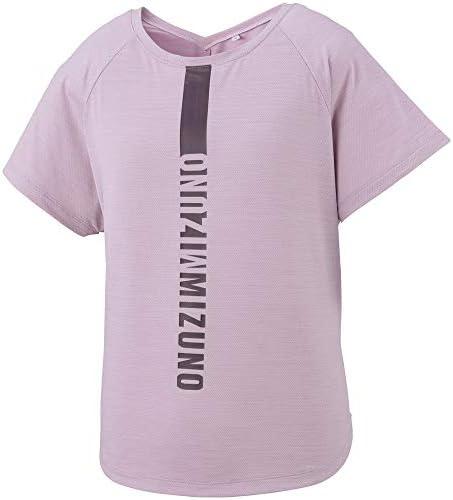トレーニングウェア Tシャツ 半袖 吸汗速乾 動きやすい 32MA0312 レディース