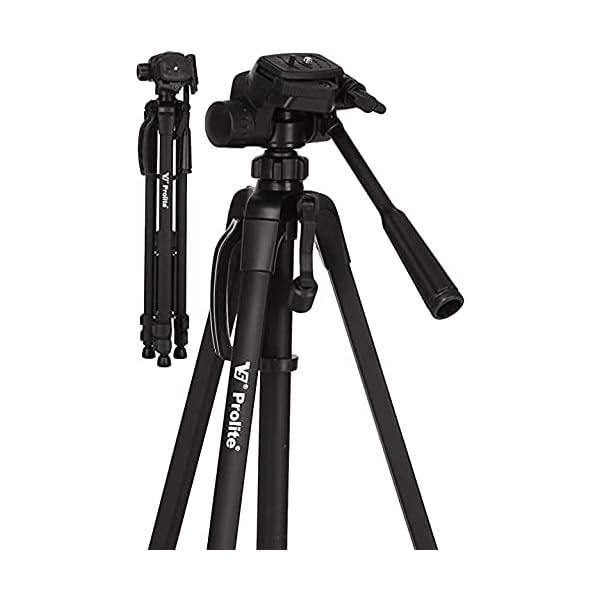 RetinaPix IPH Prolite Tripod PL 720-HW 67 inch for DSLR, Video Camera, Mobile & GoPro