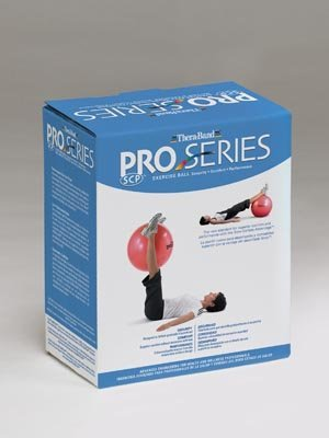 Hygienic/Theraband 23025 PRO Series SCP Exercise Ball for Body Height 5'1