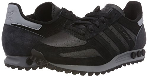 Uomo La Trainer Nero 000 Adidas negbas Negbas Gricin Sneaker qz4wWBt
