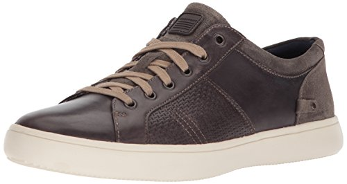 Rockport Men's Colle Tie Shoe, Coffee, 10 W - Rockport Brown
