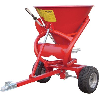 King Kutter ATV Seeder/Spreader - 350-Lb. Capacity, Model# S-ATV