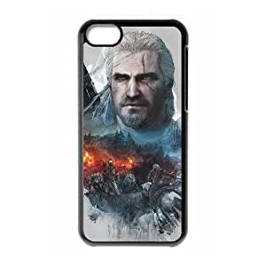 iPhone 5c Cell Phone Case Black The Witcher3 Wild Hunt atlas phone case adgh7007636