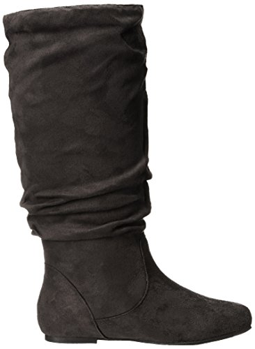 Grey Women's 02wc Boot Co Calf Wide Brinley Slouch CB4q8nw