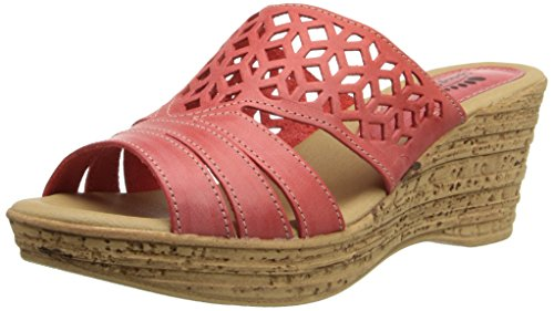 Spring Step Women's Vino Wedge Sandal Coral ebay sale online discount authentic online outlet new styles enjoy sale online the cheapest sg3wuBB