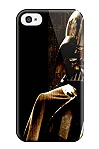 New Style Christoper Hard Case Cover For Iphone 4/4s- Star Wars by mcsharks