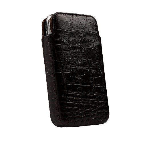 Sena Elega Pouch for iPhone and iPhone 3G/3GS - Croco Brown (Elega Pouch Case)