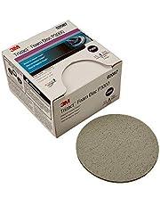 """3M 02087 Trizact Hookit 3"""" P3000 Grit Foam Disc"""