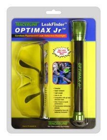 (Tracer Products TP8640CS Optimax Jr. Cordless Fluorescent Leak Detection Flashlight)