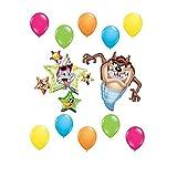 Tasmanian Devil Looney Tunes Deluxe Balloon Bouquet