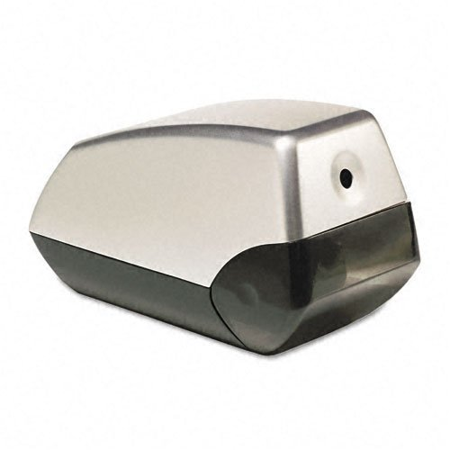 X-ACTO : Model 1900 Desktop Electric Pencil Sharpener, Two-Tone Gray -:- Sold as 2 Packs of - 1 - / - Total of 2 Each by X-Acto ()